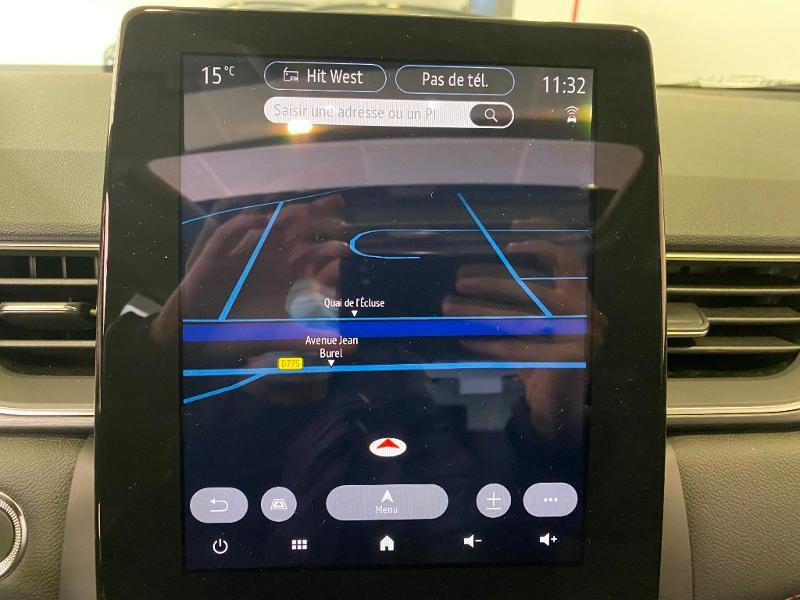 Photo 8 de l'offre de RENAULT Captur 1.3 TCe 140ch FAP Initiale Paris EDC - 21 à 26790€ chez Duval Automobiles