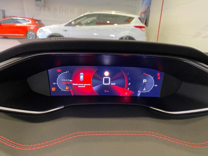 Photo 15 de l'offre de PEUGEOT 308 1.5 BLUEHDI 130 EAT 8 S&S GT PACK à 26890€ chez Duval Automobiles