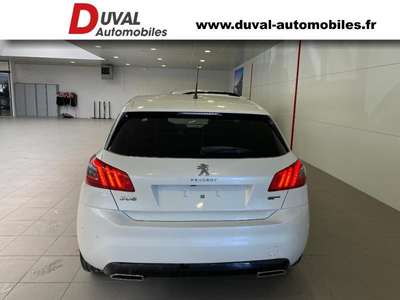 Photo 18 de l'offre de PEUGEOT 308 1.5 BLUEHDI 130 EAT 8 S&S GT PACK à 26890€ chez Duval Automobiles