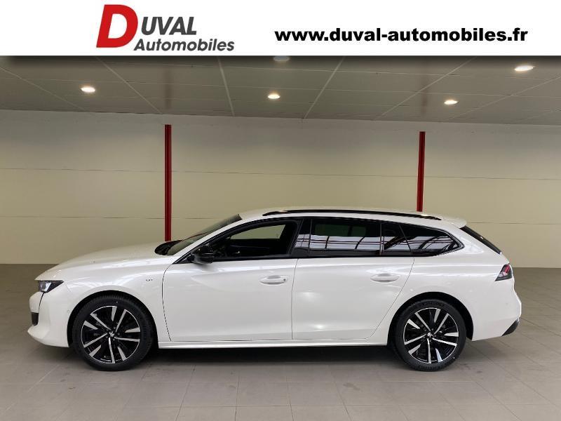 Photo 3 de l'offre de PEUGEOT 508 SW BlueHDi 130ch S&S GT EAT8 130 à 32990€ chez Duval Automobiles