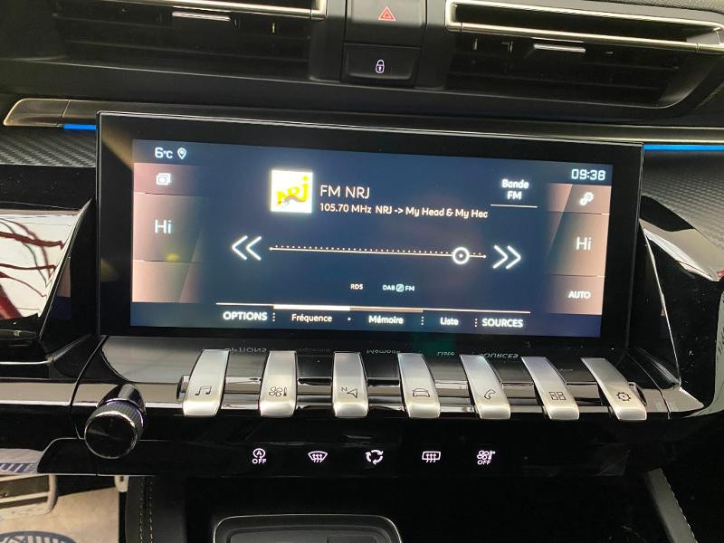 Photo 13 de l'offre de PEUGEOT 508 SW BlueHDi 130ch S&S GT EAT8 130 à 32990€ chez Duval Automobiles