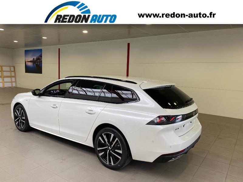 Photo 25 de l'offre de PEUGEOT 508 SW BlueHDi 130ch S&S GT EAT8 à 34790€ chez Duval Automobiles