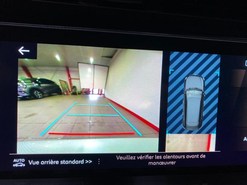 Photo 10 de l'offre de PEUGEOT 508 SW BlueHDi 130ch S&S GT EAT8 à 34790€ chez Duval Automobiles