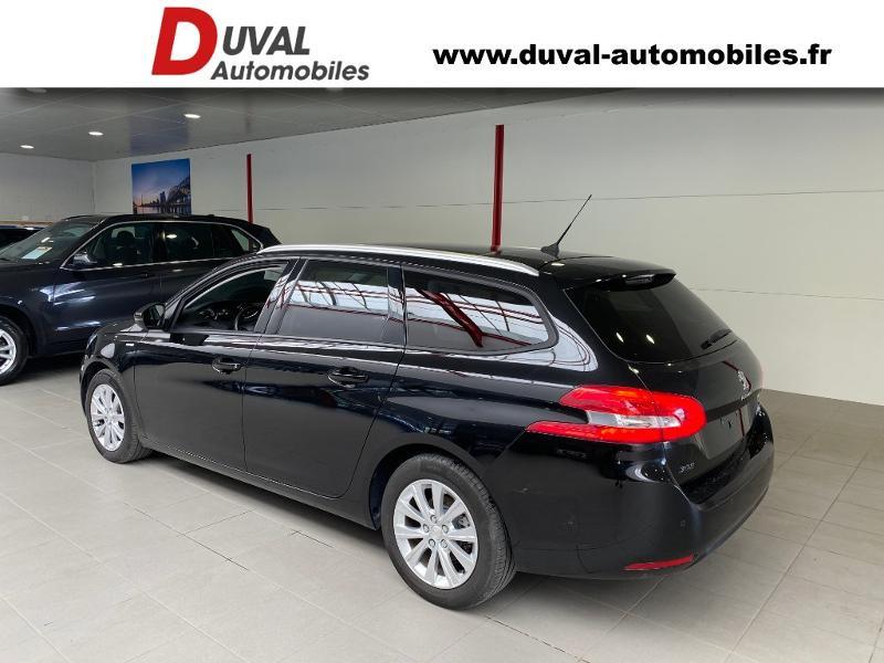 Photo 4 de l'offre de PEUGEOT 308 SW 1.5 BlueHDi 130ch S&S Style 7cv à 20990€ chez Duval Automobiles