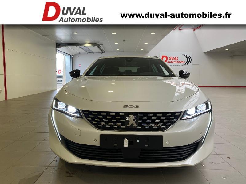 Photo 2 de l'offre de PEUGEOT 508 SW BlueHDi 130ch S&S GT EAT8 130 à 32990€ chez Duval Automobiles