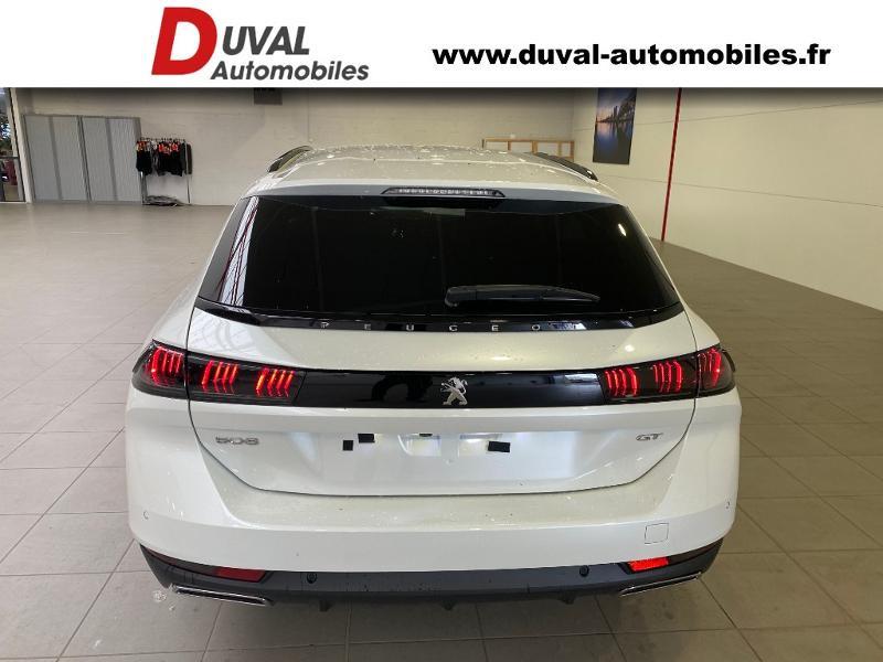 Photo 22 de l'offre de PEUGEOT 508 SW BlueHDi 130ch S&S GT EAT8 130 à 32990€ chez Duval Automobiles