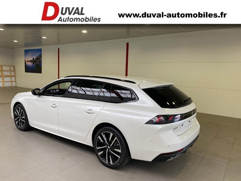 Photo 4 de l'offre de PEUGEOT 508 SW BlueHDi 130ch S&S GT EAT8 à 34790€ chez Duval Automobiles