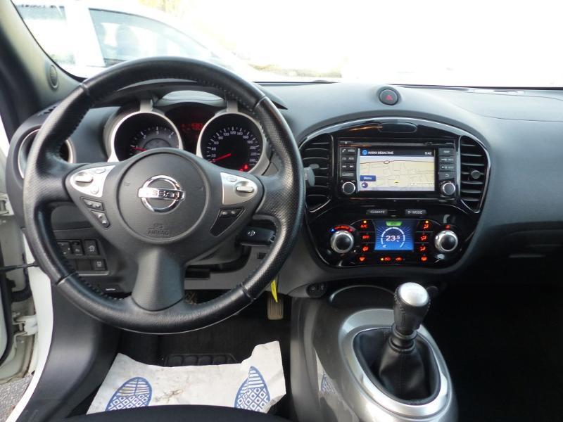 Photo 7 de l'offre de NISSAN Juke 1.5 dCi 110ch N-Connecta 110 à 13990€ chez Duval Automobiles