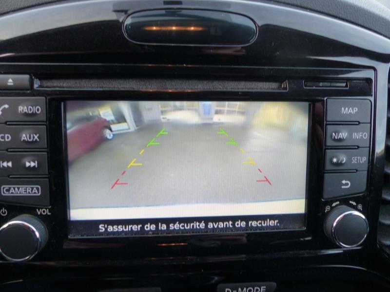 Photo 10 de l'offre de NISSAN Juke 1.5 dCi 110ch N-Connecta 110 à 13990€ chez Duval Automobiles