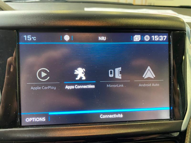 Photo 15 de l'offre de PEUGEOT 208 1.2 PureTech 82ch E6.c Allure 5p à 13390€ chez Duval Automobiles