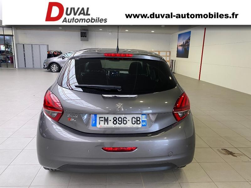 Photo 14 de l'offre de PEUGEOT 208 1.2 PureTech 82ch E6.c Allure 5p à 13390€ chez Duval Automobiles