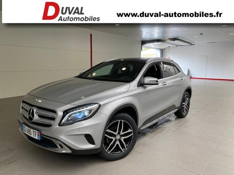 Mercedes-Benz Classe GLA 220 d Activity Edition 4Matic 7G-DCT Diesel GRIS C Occasion à vendre