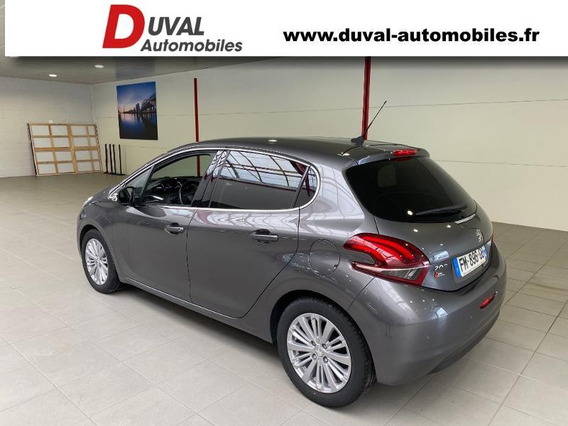 Photo 4 de l'offre de PEUGEOT 208 1.2 PureTech 82ch E6.c Allure 5p à 13390€ chez Duval Automobiles