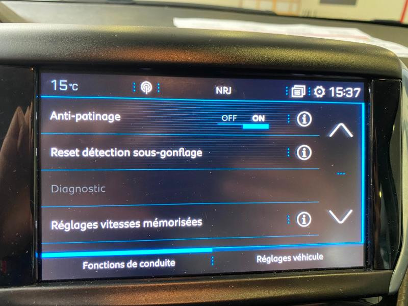 Photo 16 de l'offre de PEUGEOT 208 1.2 PureTech 82ch E6.c Allure 5p à 13390€ chez Duval Automobiles