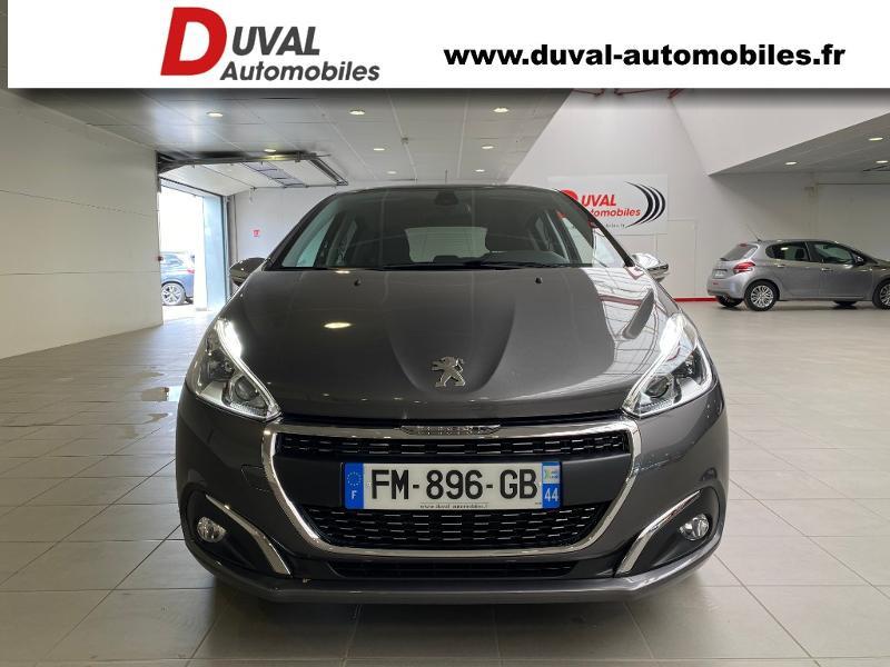 Photo 2 de l'offre de PEUGEOT 208 1.2 PureTech 82ch E6.c Allure 5p à 13390€ chez Duval Automobiles