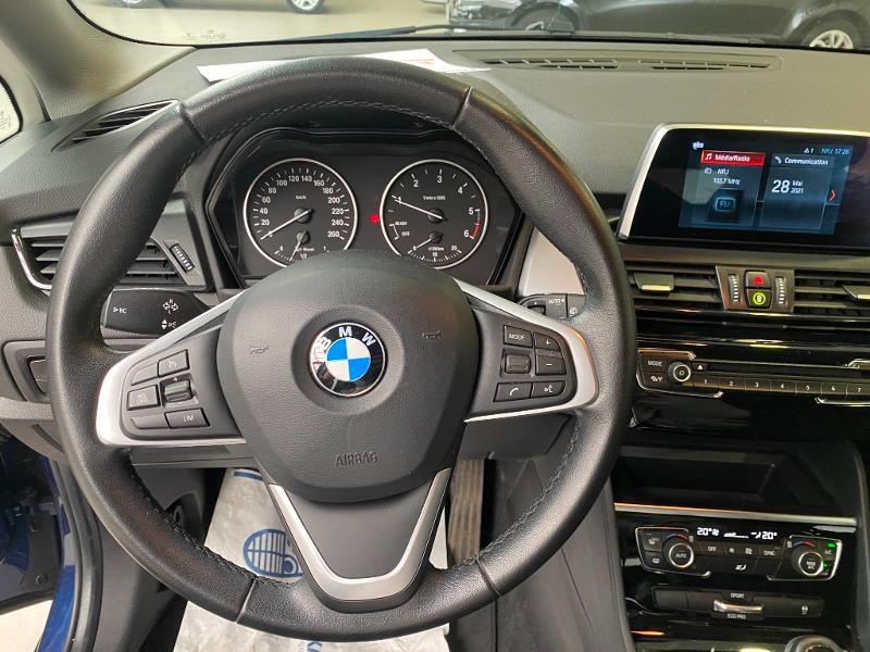 Photo 8 de l'offre de BMW Serie 2 ActiveTourer 216d 116ch Business Design à 17890€ chez Duval Automobiles