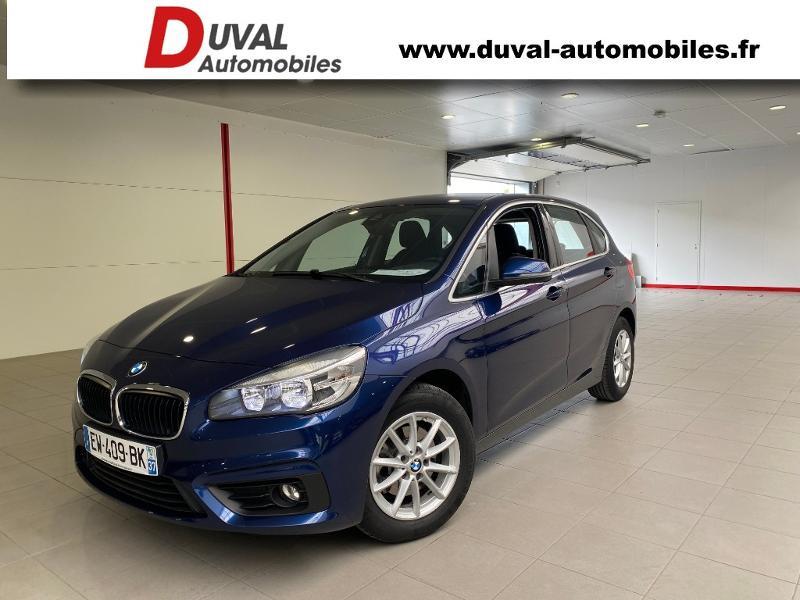Photo 1 de l'offre de BMW Serie 2 ActiveTourer 216d 116ch Business Design à 17890€ chez Duval Automobiles