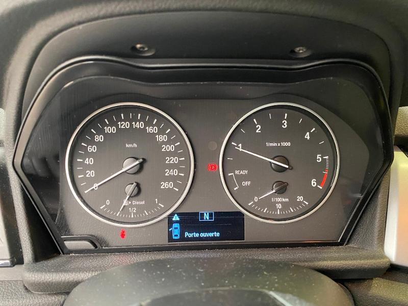 Photo 11 de l'offre de BMW Serie 2 ActiveTourer 216d 116ch Business Design à 17890€ chez Duval Automobiles