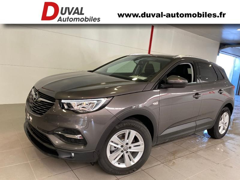Opel Grandland X 1.5 D 130ch Edition Business 7cv Diesel Gris Foncé Neuf à vendre