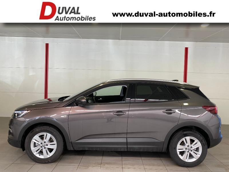 Photo 3 de l'offre de OPEL Grandland X 1.5 D 130ch Edition Business 7cv à 24890€ chez Duval Automobiles