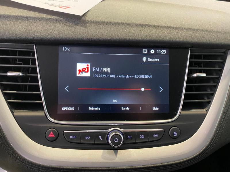 Photo 12 de l'offre de OPEL Grandland X 1.5 D 130ch Edition Business 7cv à 24890€ chez Duval Automobiles