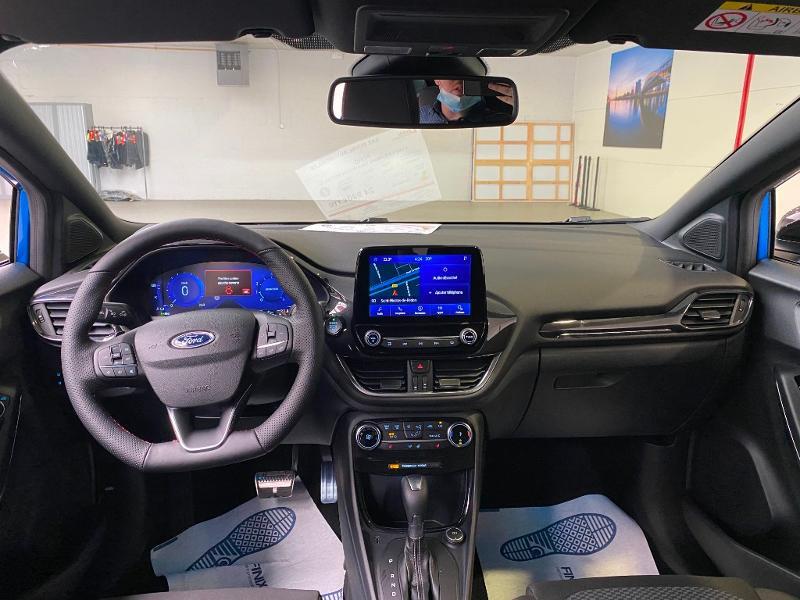 Photo 7 de l'offre de FORD Puma 1.0 EcoBoost 125ch ST-Line DCT7 6cv à 24990€ chez Duval Automobiles