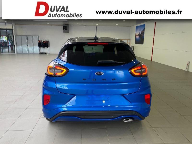 Photo 16 de l'offre de FORD Puma 1.0 EcoBoost 125ch ST-Line DCT7 6cv à 24990€ chez Duval Automobiles