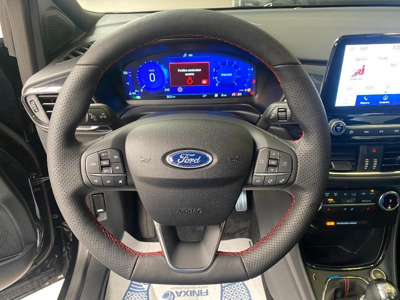 Photo 8 de l'offre de FORD Puma 1.0 EcoBoost 125ch mHEV ST-Line 6cv à 22990€ chez Duval Automobiles