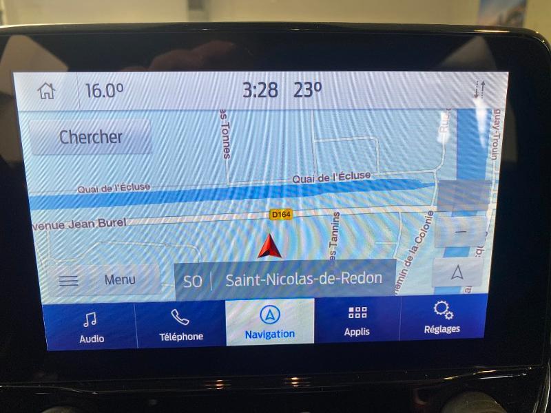 Photo 9 de l'offre de FORD Puma 1.0 EcoBoost 125ch mHEV ST-Line 6cv à 22990€ chez Duval Automobiles