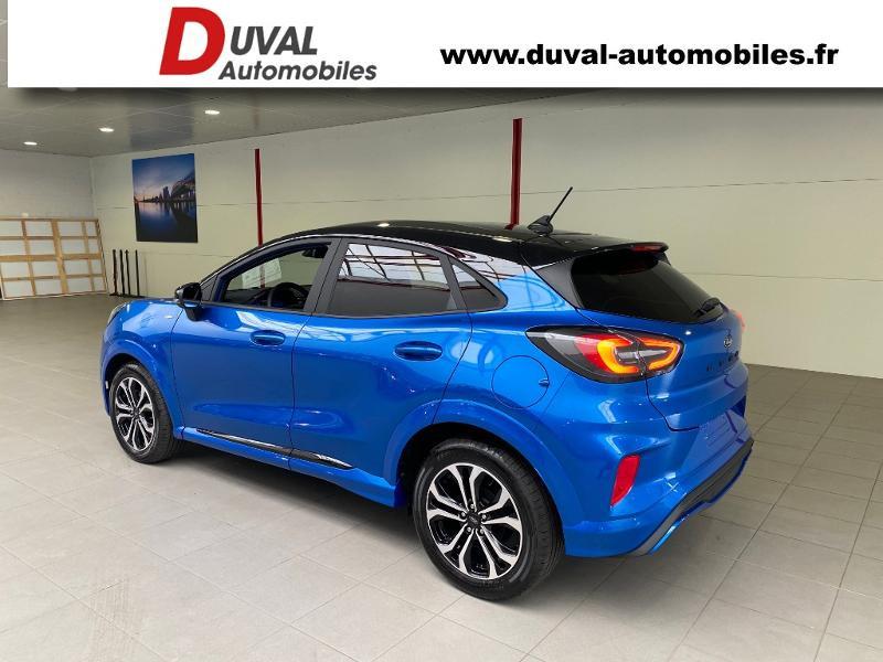 Photo 4 de l'offre de FORD Puma 1.0 EcoBoost 125ch ST-Line DCT7 6cv à 24990€ chez Duval Automobiles