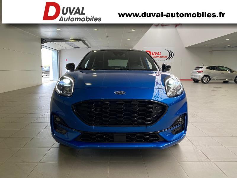 Photo 2 de l'offre de FORD Puma 1.0 EcoBoost 125ch ST-Line DCT7 6cv à 24990€ chez Duval Automobiles