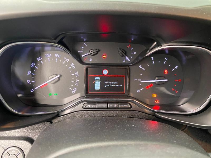 Photo 13 de l'offre de CITROEN Berlingo M BlueHDi 130ch S&S Shine à 25490€ chez Duval Automobiles