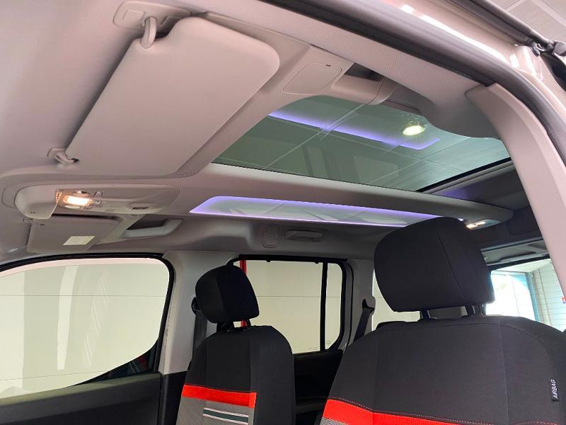 Photo 8 de l'offre de CITROEN Berlingo M BlueHDi 130ch S&S Shine à 25490€ chez Duval Automobiles
