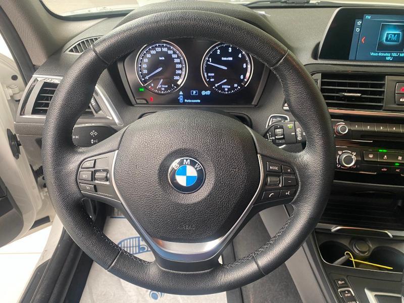Photo 11 de l'offre de BMW Serie 1 118dA 150ch Business Design 5p à 19950€ chez Duval Automobiles