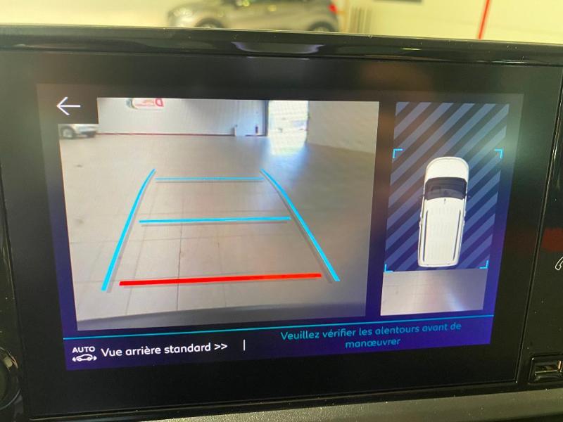 Photo 10 de l'offre de CITROEN Berlingo M BlueHDi 130ch S&S Shine à 25490€ chez Duval Automobiles
