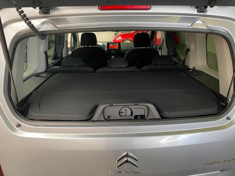 Photo 25 de l'offre de CITROEN Berlingo M BlueHDi 130ch S&S Shine à 25490€ chez Duval Automobiles