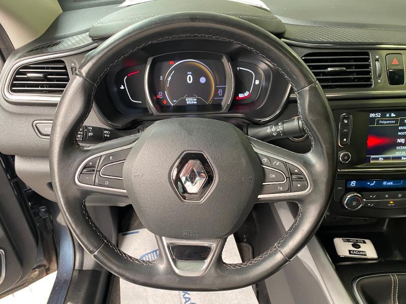 Photo 8 de l'offre de RENAULT Kadjar 1.5 dCi 110ch energy Intens eco² à 14990€ chez Duval Automobiles