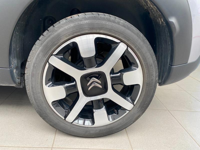 Photo 17 de l'offre de CITROEN C4 Cactus PureTech 110ch S&S Shine E6.d à 15990€ chez Duval Automobiles
