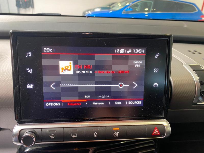 Photo 12 de l'offre de CITROEN C4 Cactus PureTech 110ch S&S Shine E6.d à 15990€ chez Duval Automobiles