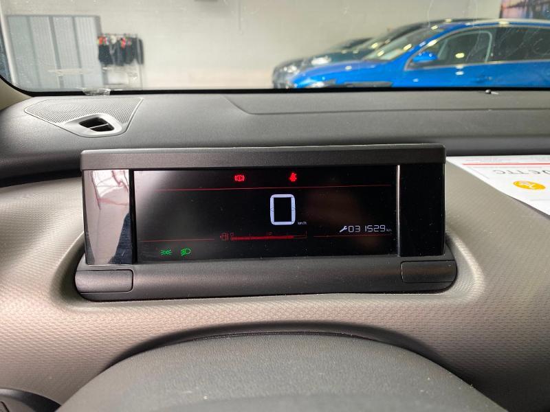 Photo 11 de l'offre de CITROEN C4 Cactus BlueHDi 100ch S&S Feel E6.d-TEMP à 15990€ chez Duval Automobiles