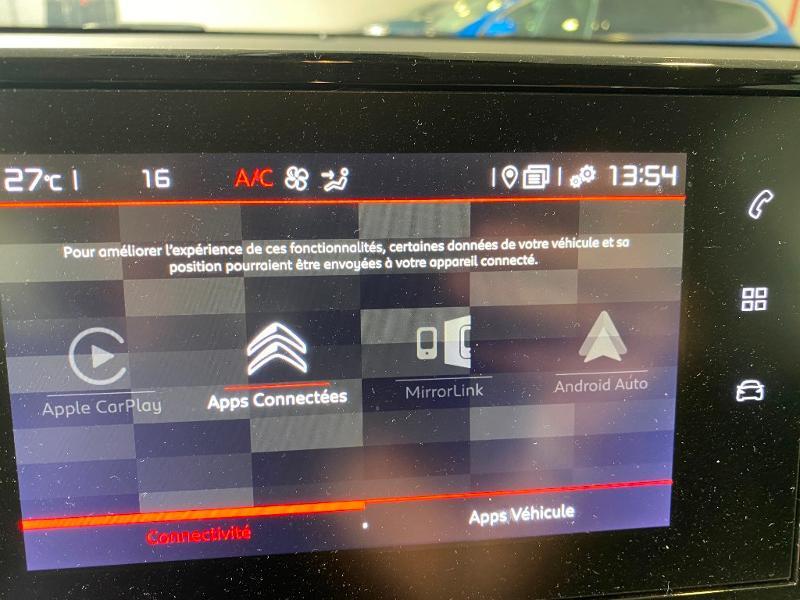 Photo 13 de l'offre de CITROEN C4 Cactus PureTech 110ch S&S Shine E6.d à 15990€ chez Duval Automobiles