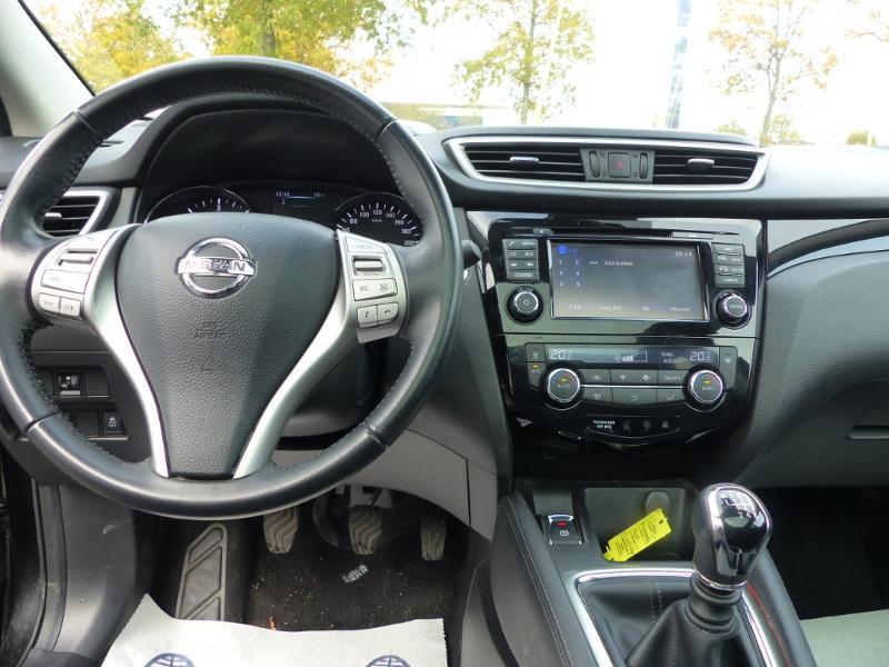 Photo 8 de l'offre de NISSAN Qashqai 1.5 dCi 110ch N-Connecta 99g 110 à 16490€ chez Duval Automobiles