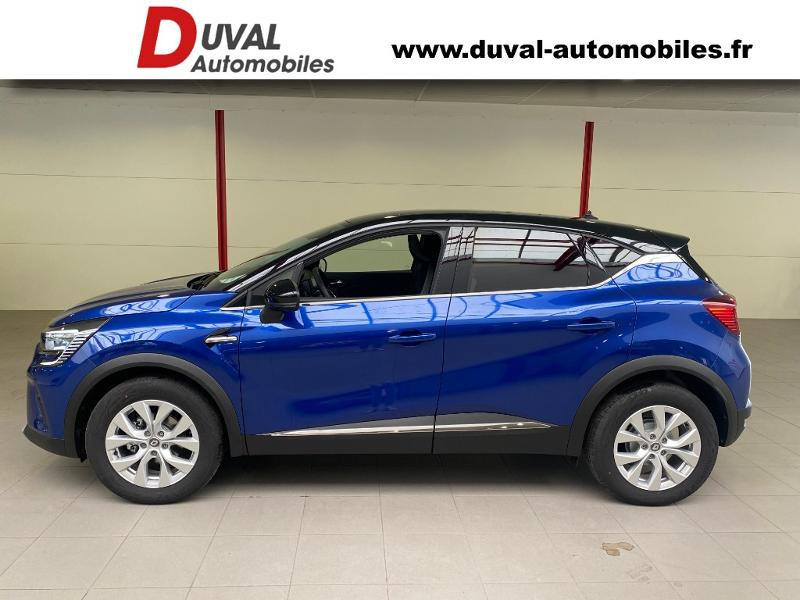 Photo 3 de l'offre de RENAULT Captur 1.3 TCe 140ch FAP Intens EDC - 21 à 23990€ chez Duval Automobiles