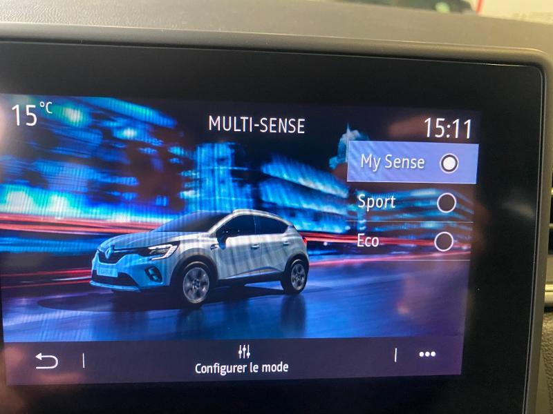 Photo 13 de l'offre de RENAULT Captur 1.3 TCe 140ch FAP Intens EDC - 21 à 23990€ chez Duval Automobiles