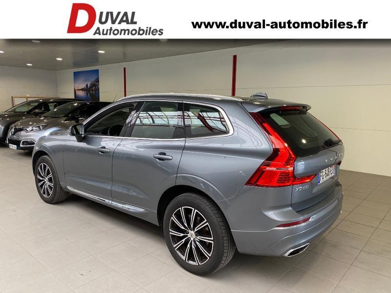 Photo 4 de l'offre de VOLVO XC60 D4 AdBlue 190ch Inscription Geartronic à 39990€ chez Duval Automobiles