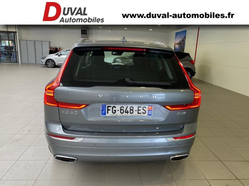 Photo 19 de l'offre de VOLVO XC60 D4 AdBlue 190ch Inscription Geartronic à 39990€ chez Duval Automobiles