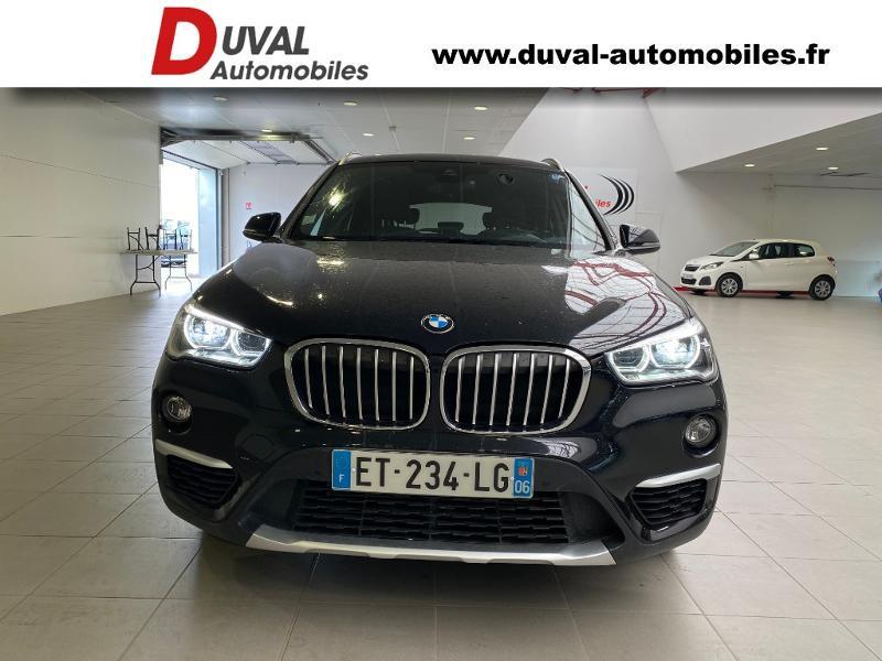 Photo 2 de l'offre de BMW X1 xDrive18dA 150ch xLine à 30990€ chez Duval Automobiles