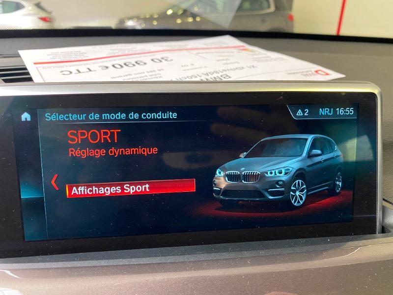 Photo 15 de l'offre de BMW X1 xDrive18dA 150ch xLine à 30990€ chez Duval Automobiles