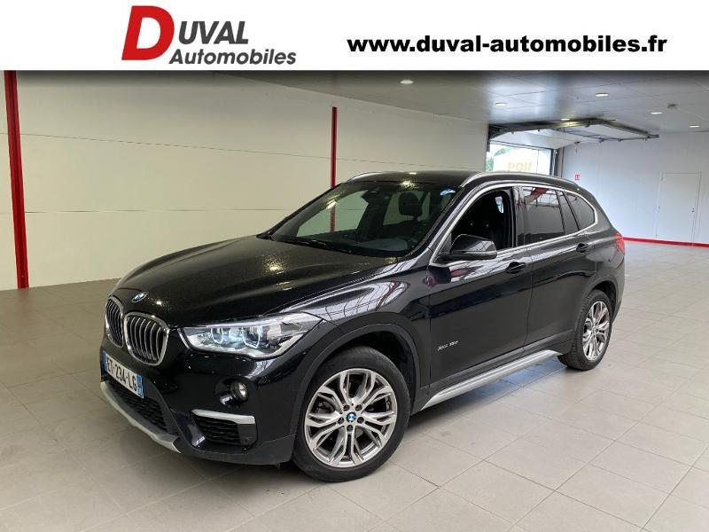 Bmw X1 xDrive18dA 150ch xLine Diesel NOIR Occasion à vendre