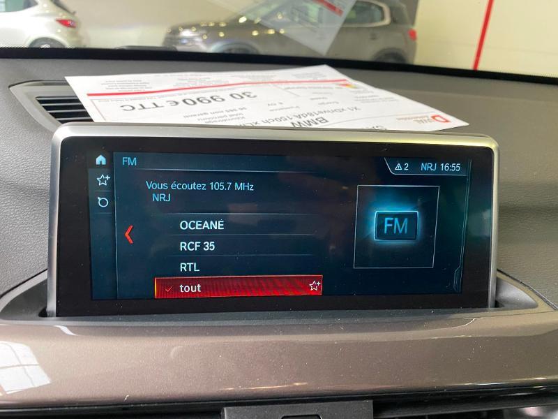 Photo 13 de l'offre de BMW X1 xDrive18dA 150ch xLine à 30990€ chez Duval Automobiles
